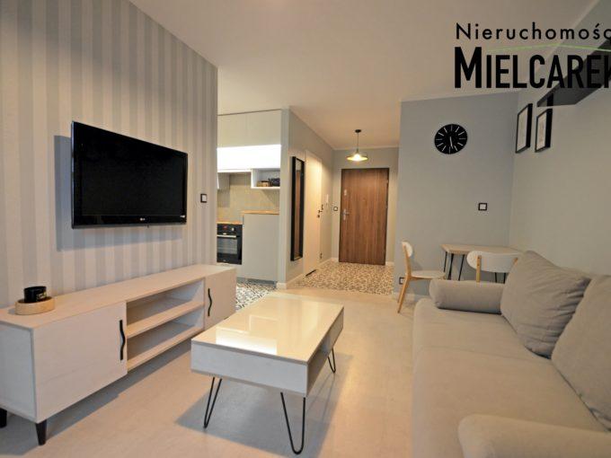 Nowoczesne, umeblowane mieszkanie 2 pokoj. | Buforowa | Jagodno | Wrocław