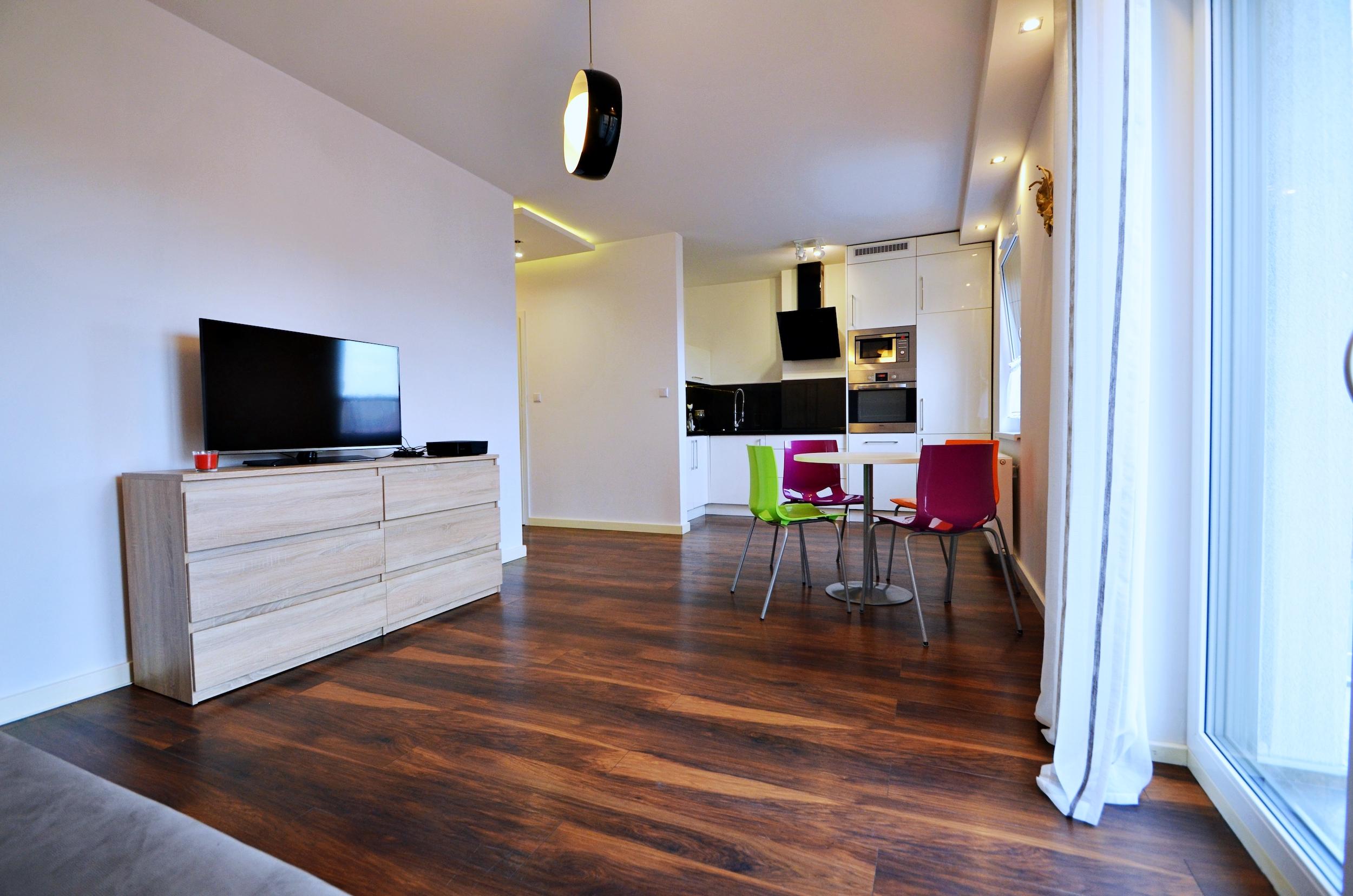 Piękne 3 Pokojowe Mieszkanie w Nowym Budownictwie, Idealna Lokalizacja