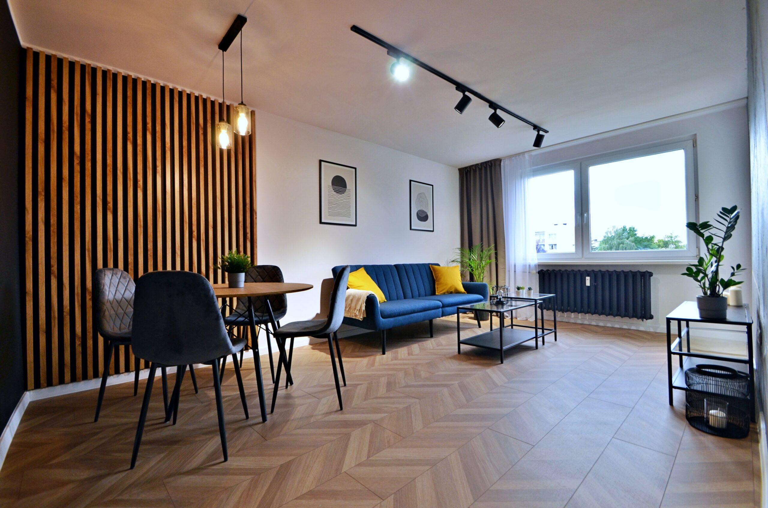Piękne Przestronne 3 Pokojowe Mieszkanie w Bloku po Remoncie Chrobrego