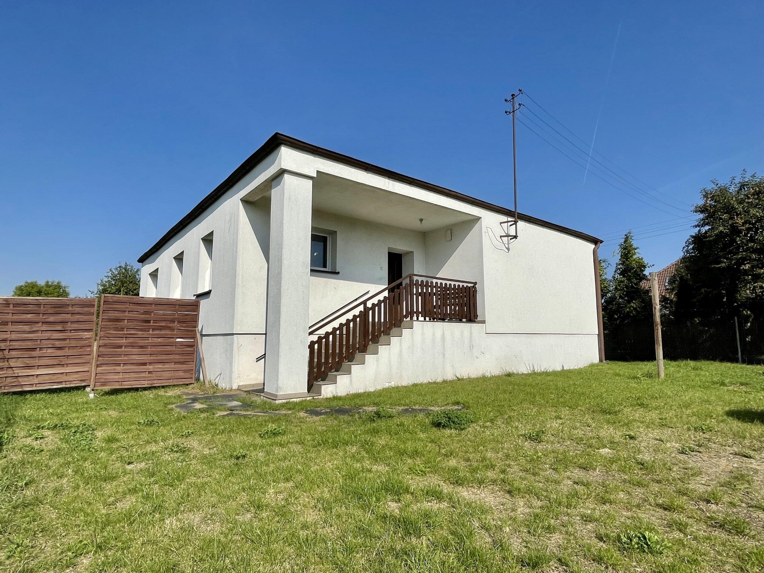 Okazja – Zadbany dom w spokojnej okolicy z dużą działką! Nekla